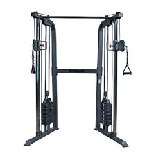 Body-Solid Powerline Functional Trainer - PFT100 Adj Cable Home Gym 210 LB Stack
