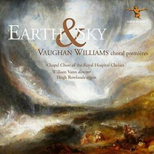 Earth-And-Sky-Vaughan-Williams-Choral-Premieres-Various-NEW-CD