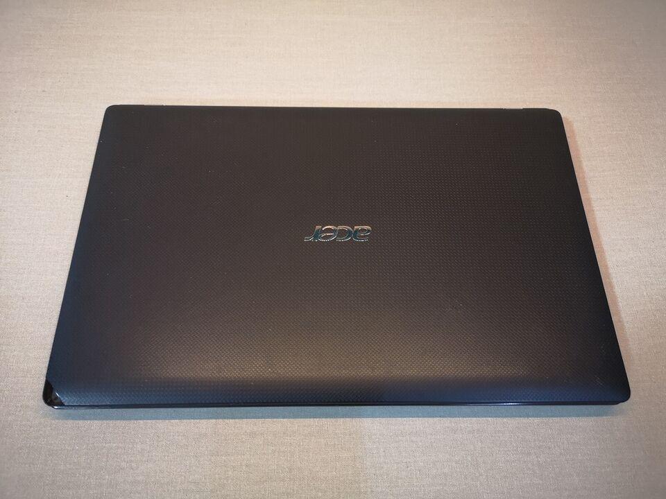 Acer i5. Aspire 5742G, i5 480M 2.67 GHz, 8 GB ram