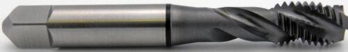 6-32 H3 3 Flute Spiral Flute Bottom HSS-EX TiCn ANSI CNC Combo-Tap YG-1 #T2243C