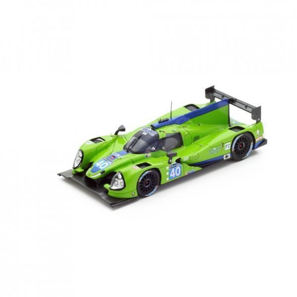 1 43 Spark Model Ligier JS P2 - Nissan Krohn Racing  40 S5122
