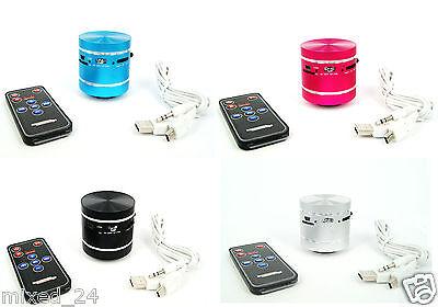 Tv, Video & Audio Freundschaftlich Mini Portable Lautsprecher Boxen Vibration Speaker Musikbox Handy SorgfäLtige Berechnung Und Strikte Budgetierung Tragbare Geräte & Kopfhörer