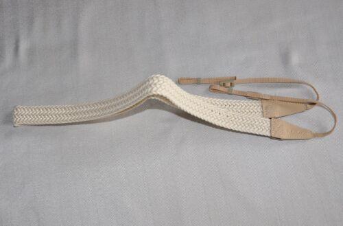 PANASONIC LUMIX CREAM W25*6 mm GENUINE SHOULDER NECK STRAP FOR  CAMERA  *PC5**