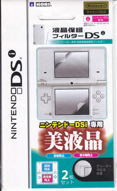Film Protège Ecran (HORI) pour Sony Nintendo DSI  ## NEUF ##