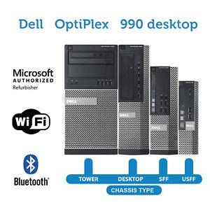 Dell-Desktop-Computer-PC-990-16GB-2TB-HD-480GB-NEW-SSD-Quad-Core-i5-Win-WIFI