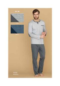 Linclalor92566 Serafino Suit Poche Man Winter Caldocotone Pyjama fPUSqwn