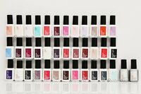 Essie Gel Nail Polish Collection - Set Of 36 Colors +base+top Coat Whole Kit Lot