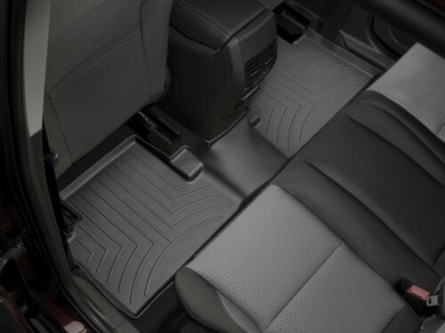 WeatherTech Floor Mats FloorLiner for Ford Escape 2015-2019 1st /& 2nd Row