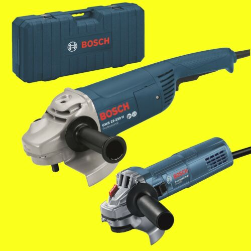 BOSCH Winkelschleifer-Set GWS 22-230 JH GWS 880  im Koffer 0615990K2J