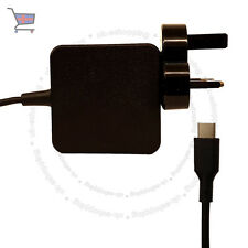 45W USB Type-C USB-C Power Adapter Charger for DELL XPS12 Power Supply UKES