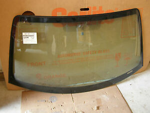 Image Is Loading Nos Ford 2000 2004 Mustang Windshield 2001 2002