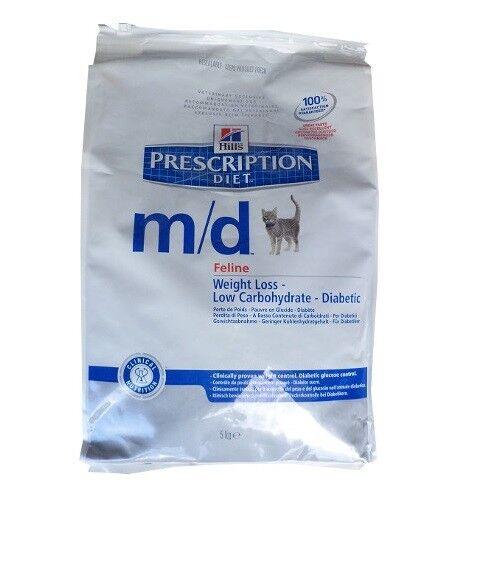 5kg Hills Prescription m d Weight Loss Feline, Diet, Katzenfutter