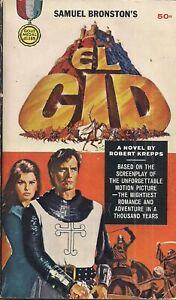 El-Cid-by-Samuel-Bronston-movie-tie-in-novel