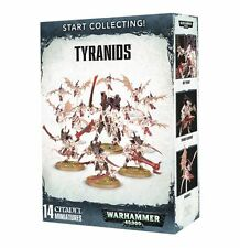Warhammer 40K Start Collecting Tyranids NEW Tyranid