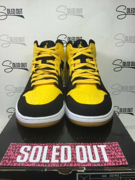 "c27acf1a505d38 AIR JORDAN 1 RETRO MID ""NEW LOVE"" 2007 - ITEM NUMBER 3071-2"