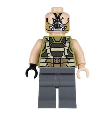 LEGO 76001 Like New Super Heroes Bane 1 Light Flesh Hand minifigures