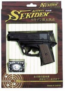 SILVER BALL Gun sekiden SAP.50 Automatique Argent Boule 50 hatsuiri Toy Japon