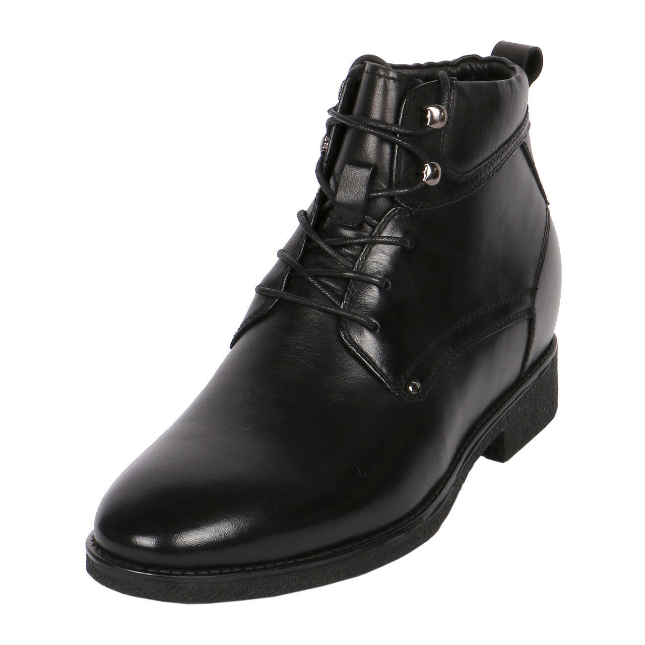 Mens Hight Increasing Stiefel by 3 inch to Make You Taller-CYB35