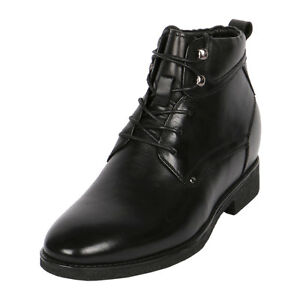 Mens Hight Increasing Boots by 3 inch to Make You Taller-CYB35  f1d7a6b6e638