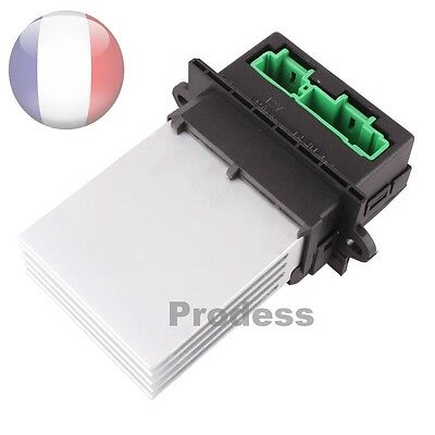 Prodess R/ésistance Commande de Chauffage et climatisation Ventilateur pulseur dair