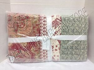 Pottery Barn PB Claire Patchwork Bohemian Nautical