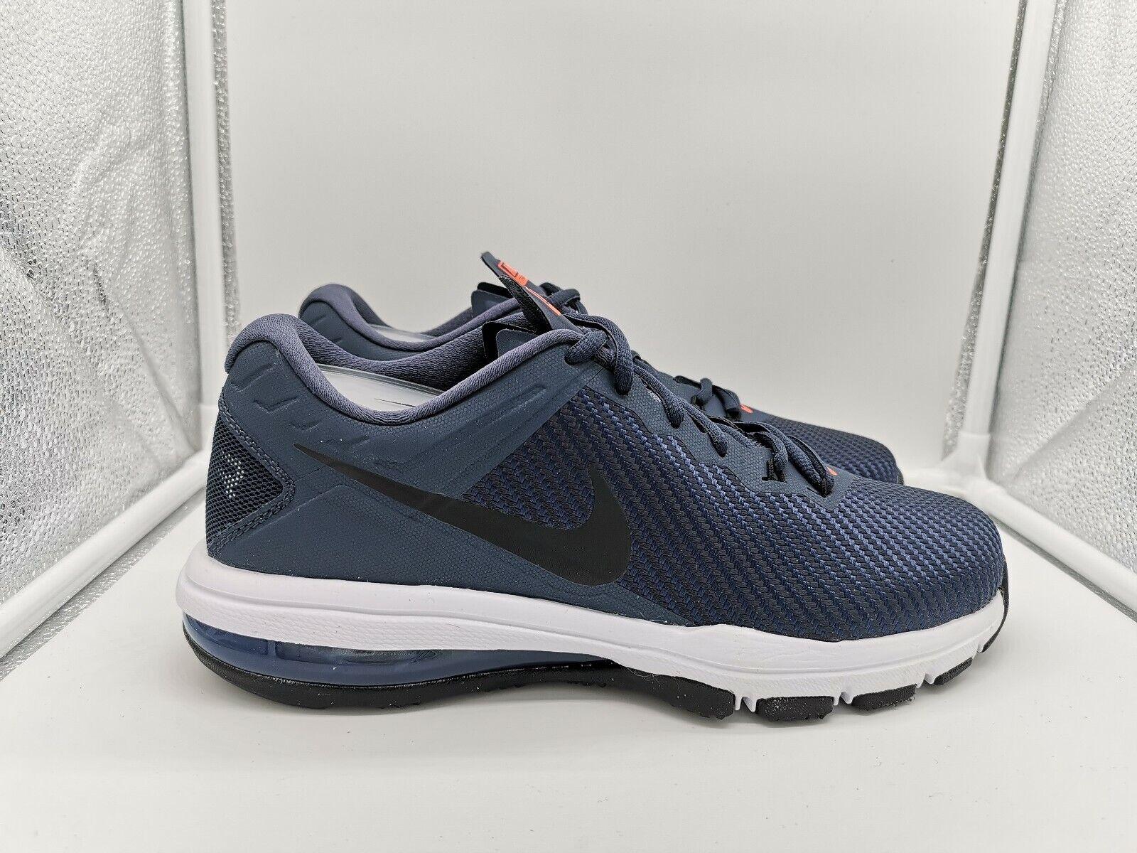Nike Air Max Full Ride Tr 1.5 Reino Unido 8.5 Trueno Azul Negro 869633-406