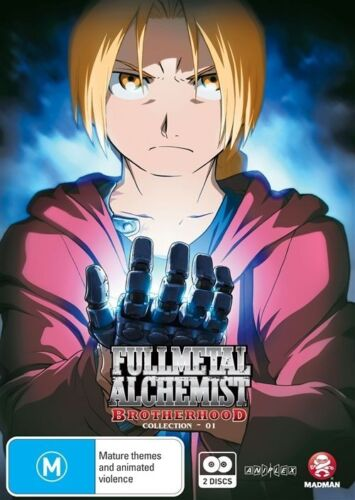 1 of 1 - Fullmetal Alchemist - Brotherhood : Collection 1 : Eps 01-13