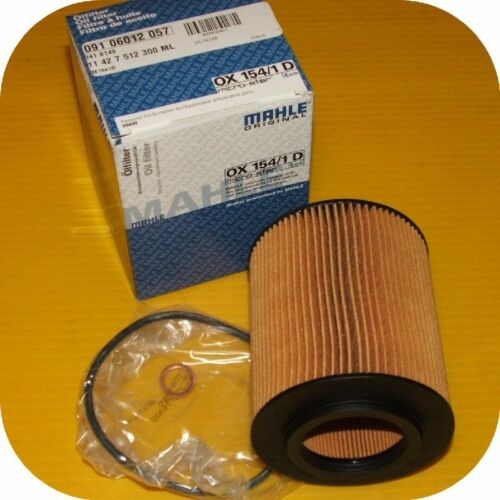 Mahle Oil Filter BMW 323 325 328 330 525 528 530 X3 X5 Z3 Z4 i Ti iC E36 E39 E46