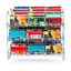 Chrome Stackable Can Organizer Can Rack Holds up to 36 Cans