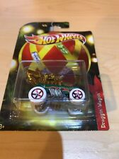 HOT WHEELS: 2011 HOLIDAY HOT RODS: DRAGGIN' WAGON 1:64 WALMART EXCLUSIVE