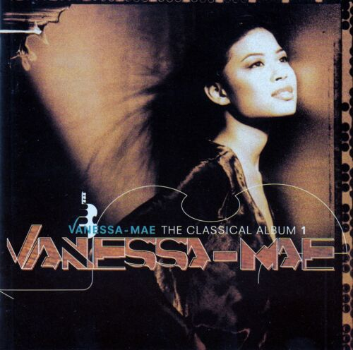 1 von 1 - VANESSA-MAE : CHINA GIRL - THE CLASSICAL ALBUM 1 / CD - TOP-ZUSTAND