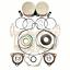 Neuf-Polaris-700-Pistons-Complet-Joint-Kit-Huile-1997-2005-97-05-Classique miniature 1
