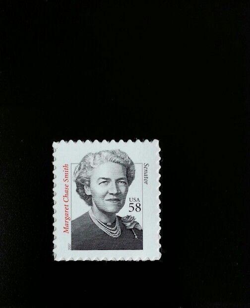 2007 58c Margaret Chase Smith, Senator Scott 3427 Mint