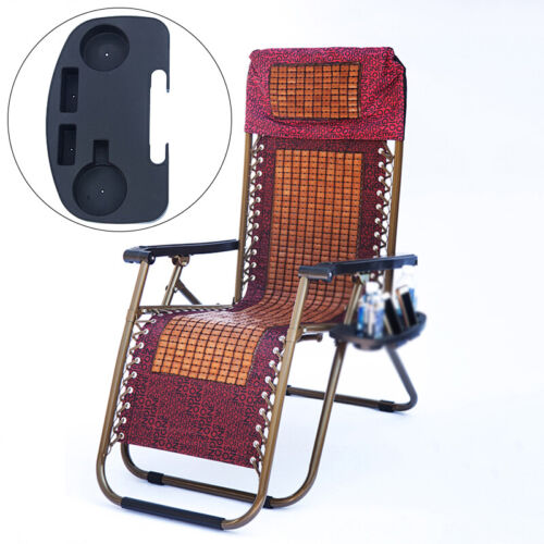 Recliner Side Tray Lounge Chair Beverage Tray Cup Holder Clip Type Zero Gravity