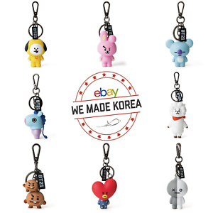 BT21-Character-Figure-Keyring-Keychain-7types-Official-K-POP-Authentic-MD