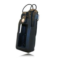 Boston Leather Firemens Radio Holder High Quality Processes 5480rc 1 Hw