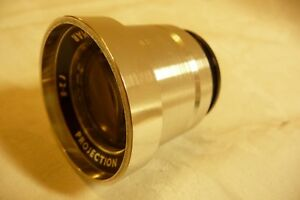 Projector-lens-movie-cine-HANIMAR-1-2-8-100-push-fit-45mm-26