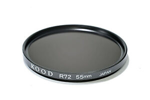 Kood-High-Quality-55mm-R720-Infrared-Special-Effects-Filter-Made-in-Japan