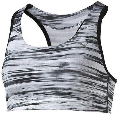 Fila Womens Gym Vest Sports Bra Training Tank Top Racer Back U89414 124 EE205