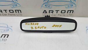 2007-NISSAN-MURANO-REAR-BACK-VIEW-MIRROR-AUTO-DIMM-051007
