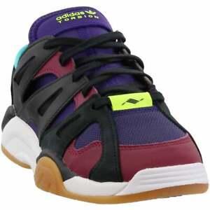 adidas-Dimension-Lo-Sneakers-Casual-Black-Mens