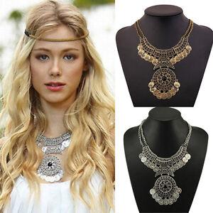 Vogue-Charm-Mujer-Collar-Bisuteria-Lady-Grueso-declaracion-Bib-Necklace