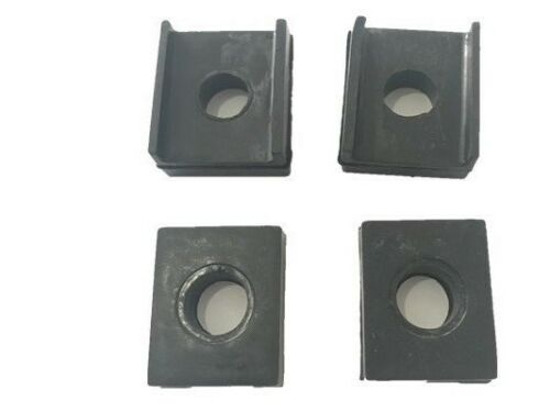 VW AirCooled Beetle /& Ghia 10mm Body Mounting Pad  4pcs Volkswagen VRD287