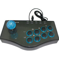 USB Arcade Game Joypad For PC PS3 Controller Wire Fighting Stick Joystick