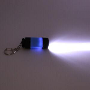 Mini USB Rechargeable Torch LED Light Flashlight Lamp Pocket Keychain Torch Lot_