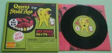 """Queens Of The Stone Age - 3's & 7's - 2007 UK 3 Track 7"""" - Gatefold Sleeve"""