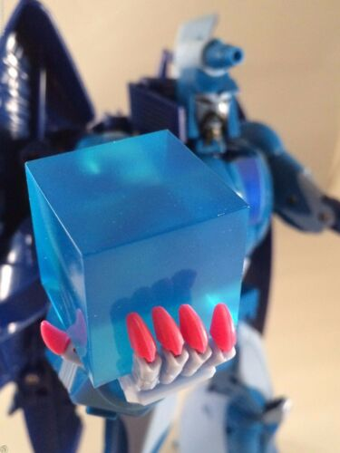 Transformers Masterpiece Scale Energon Cubes Matrix Blue