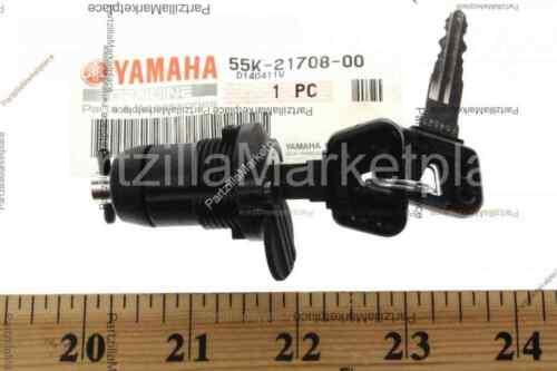 Yamaha 55K-21708-00-00 LOCK ASSY 2
