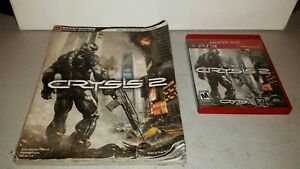 Goodwill books crysis 2 official strategy guide (bradygames.