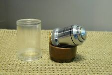 Lomo 90 125 Oil Immersion Ussr Russian Lens For Microscope 3002